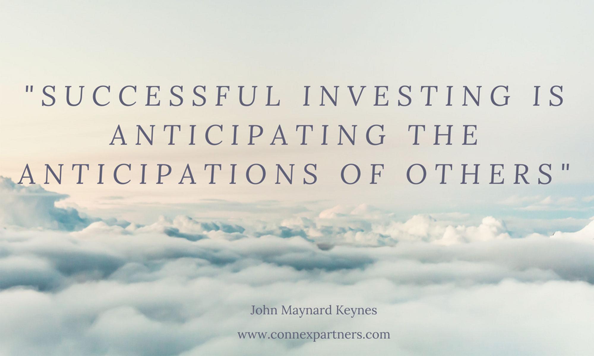 John Maynard Keynes on Investing