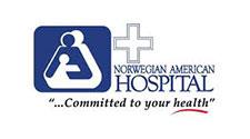 Norweigan American Hospital logo