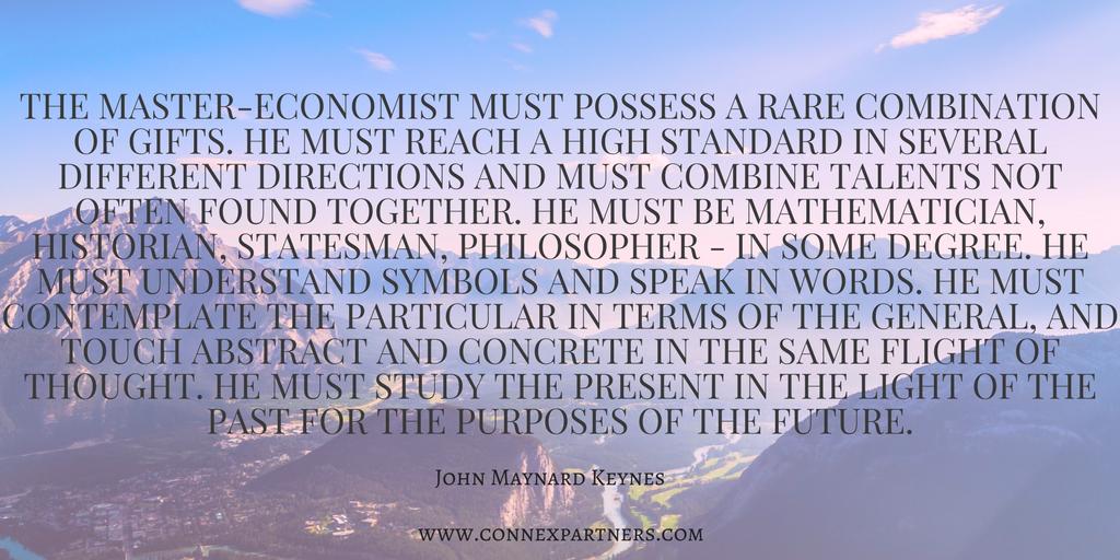 John Maynard Keynes Quote