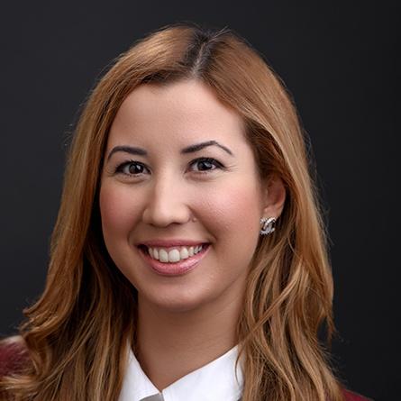 Gia Özdemir, Partner & Senior Vice President, Client Relations