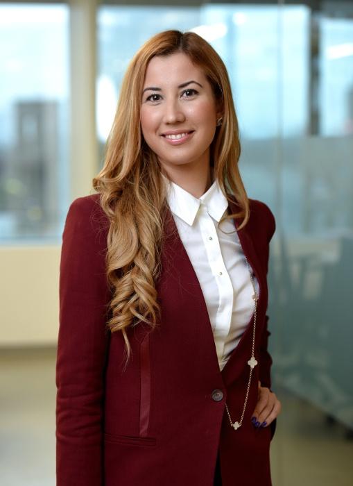 Gia Özdemir, Senior Vice President, Client Relations